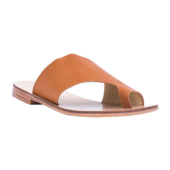 GC Shoes Womens Danni Flat Sandals