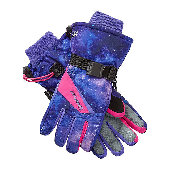 WinterProof Little & Big Girls Cold Weather Gloves