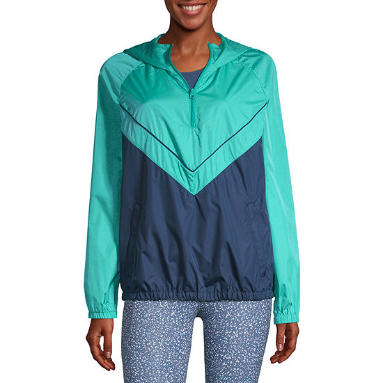 Xersion Lightweight Windbreaker