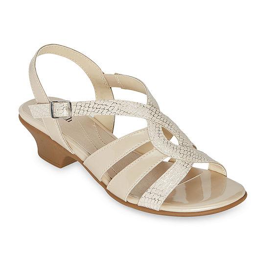 east 5th Womens Elga Heeled Sandals