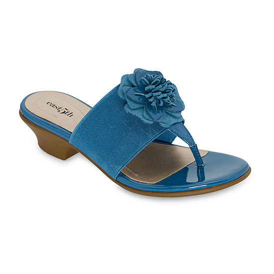 east 5th Womens Olympic Heeled Sandals