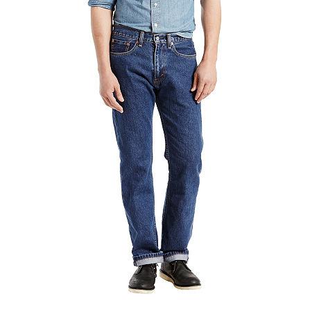 Levi's® Mens 505™ Straight Regular Fit Jean
