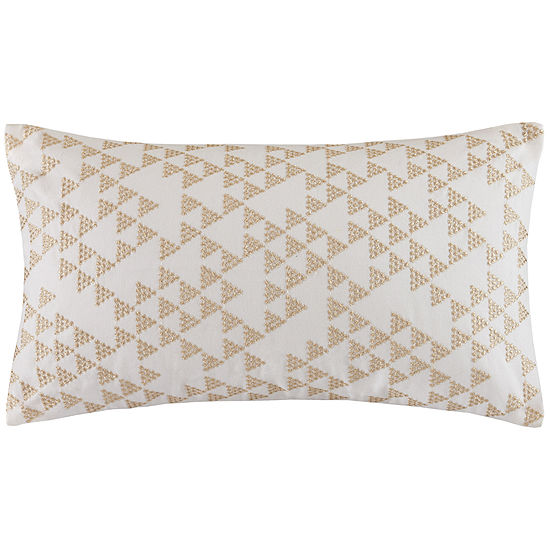 INK+IVY Thea Oblong Decorative Pillow
