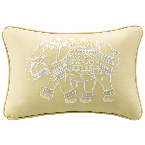INK+IVY Zahira Oblong Decorative Pillow