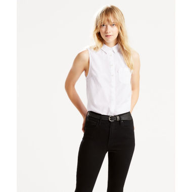 Levis Sleeveless Joni Shirt
