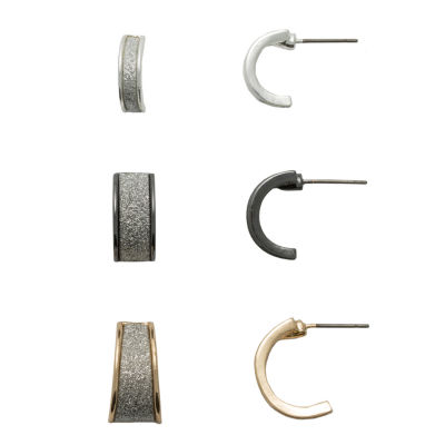 Mixit 3-pc. Earring Set