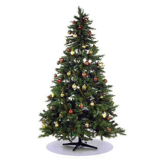 Floortex Christmas Tree Floor Protector Mat