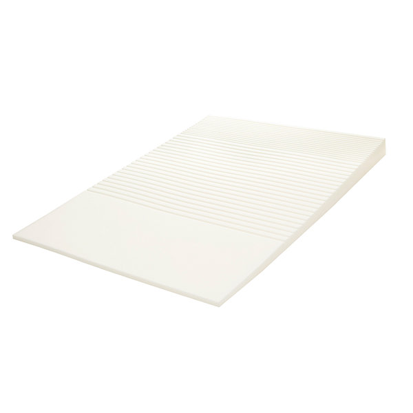 "Sleep Philosophy Wedge Breathable 5"" Mattress Topper"