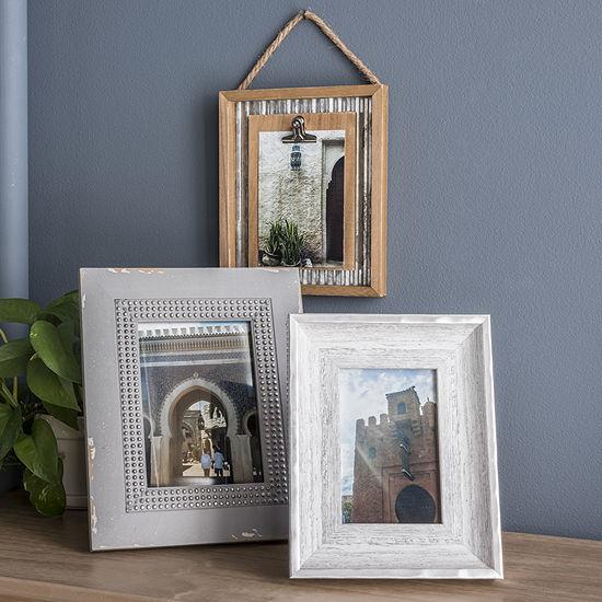 JCPenney Home Vista  Wood Frame Tabletop Frame