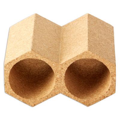 Design Imports Honeycomb Cork Wine Rack