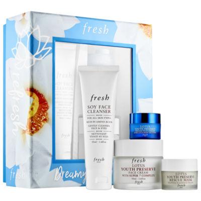 Fresh Dreamy, Dewy Skin