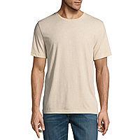Deals on St. Johns Bay Super Soft Mens Crew Neck Short Sleeve T-Shirt