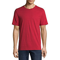 Deals on St. Johns Bay Super Soft Mens Crew Neck Short Sleeve T-Shirt