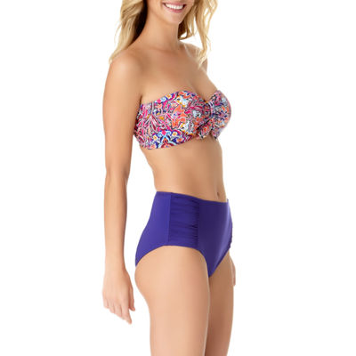 a.n.a Bandeau Swimsuit Top or Swimsuit Bottom