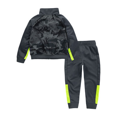 Nike 2-pc. Camouflage Pant Set Toddler Boys