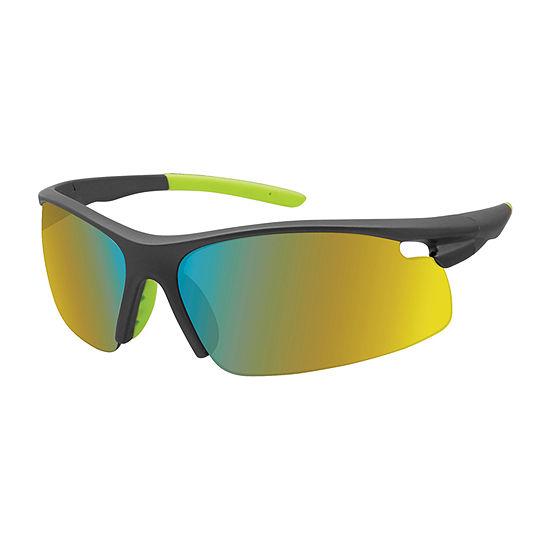 Xersion Semi Rimless Sport Sunglasses