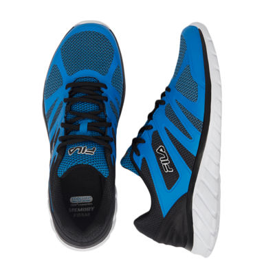 Fila Memory Cryptonic 3 Mens Lace-up Running Shoes