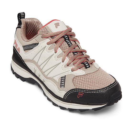 Fila Evergrand Tr Womens Lace Up Running Shoes