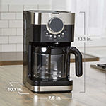Black+Decker™ Select-A-Size Easy Dial Programmable Coffeemaker