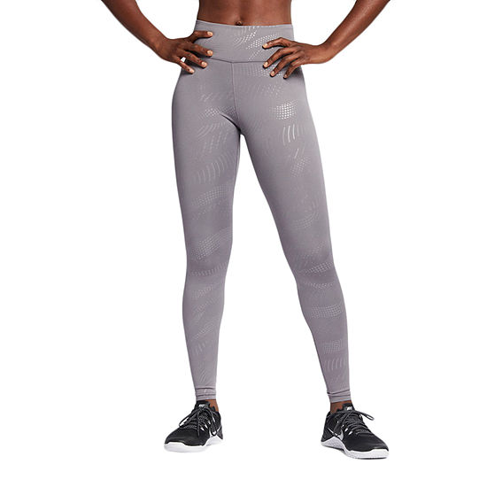 best shoes official supplier run shoes Nike One Zebra Tight Womens Mid Rise Legging