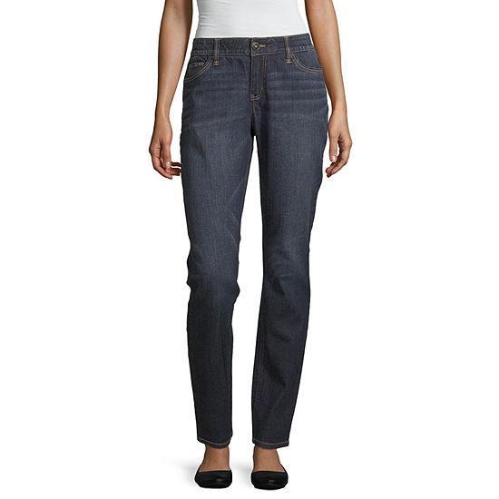 Liz Claiborne 5 Pocket Flexi Fit Skinny - Tall