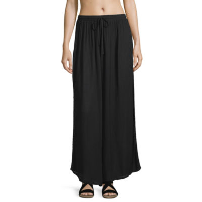 Lm Beach Swimsuit Cover-Up Pants