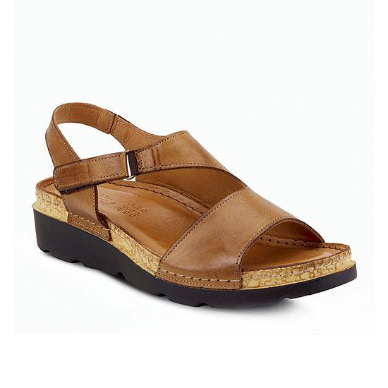 Spring Step Womens Khulassi Strap Sandals