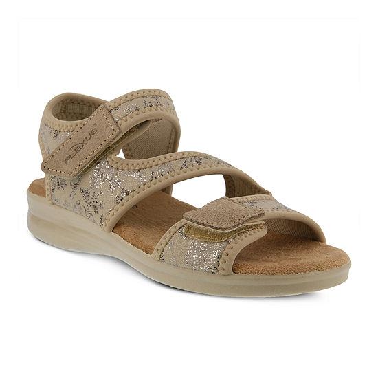Flexus Womens Yrutta Strap Sandals