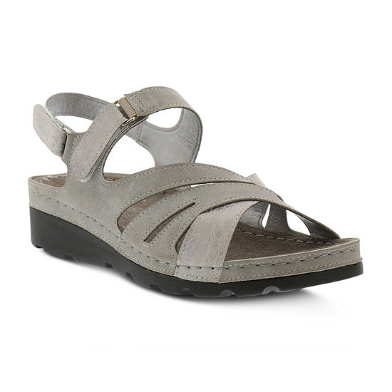 Flexus Womens Guanare Strap Sandals