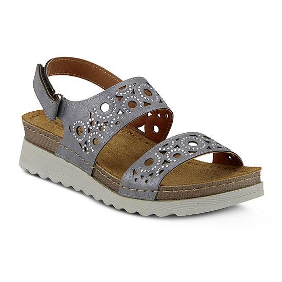 Flexus Womens Tacia Strap Sandals