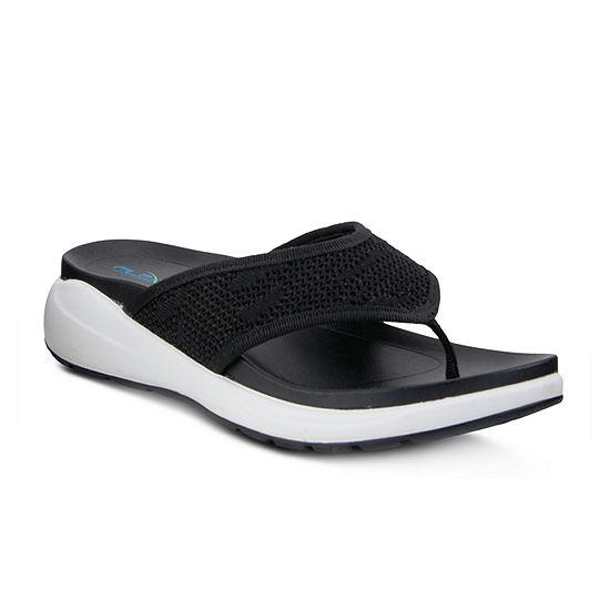 Flexus Womens Fauna Slide Sandals