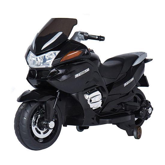 Blazin Wheels Ride On Motorcycle