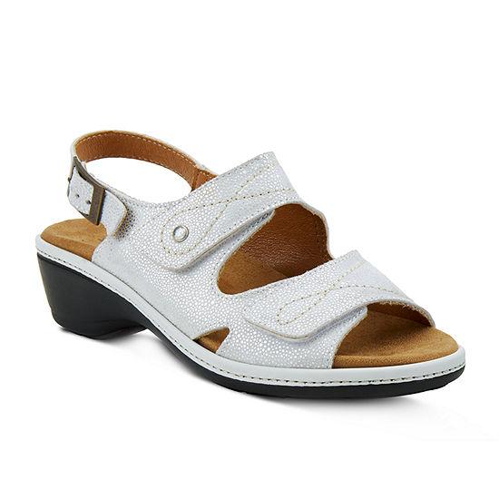 Flexus Womens Tuvan Strap Sandals
