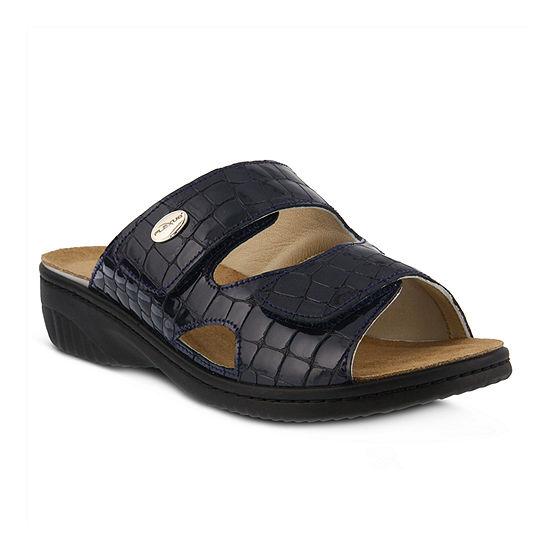 Flexus Womens Almeria Slide Sandals