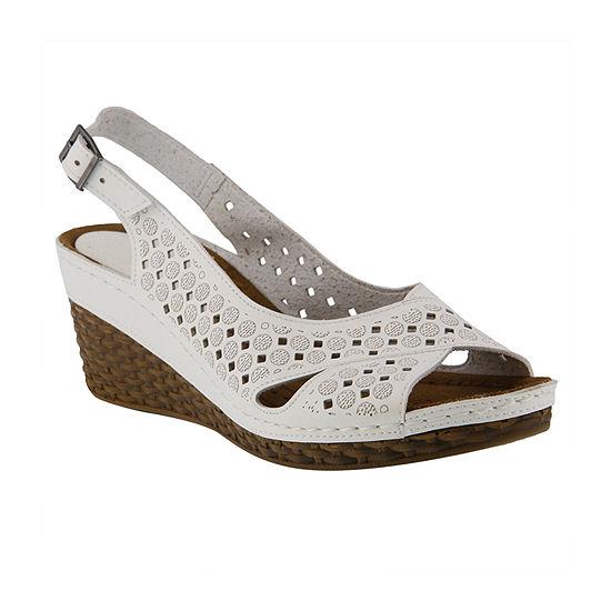 Flexus Womens Michalis Strap Sandals