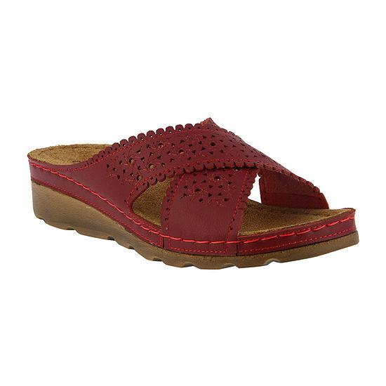Flexus Womens Passat Slide Sandals