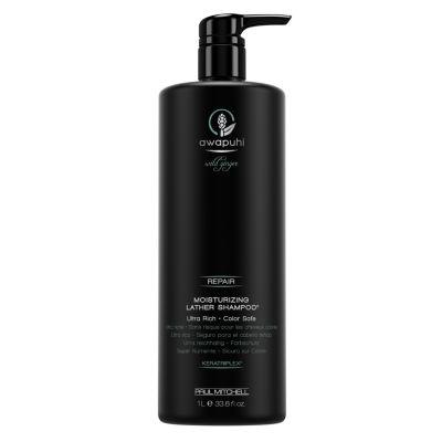 Awapuhi Wild Ginger Moisturizing Lather Shampoo - 33.8 oz.