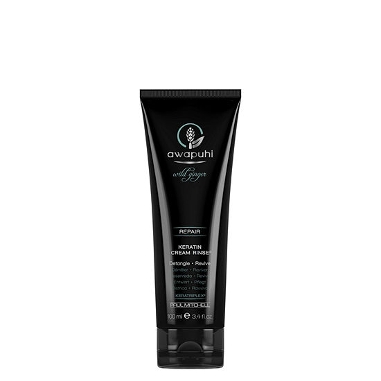 Awapuhi Wild Ginger Paul Mitchell Awaphui Awapuhi Wild Ginger Keratin Cream Rinse 3.4oz Conditioner - 3.4 oz.