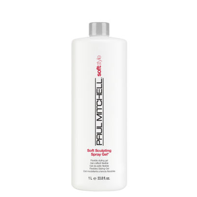 Paul Mitchell Soft Sculptiing Spray Gel - 33.8 oz.