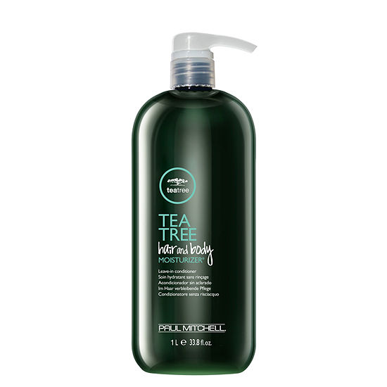 Tea Tree Hair and Body Moisturizer 33.8 oz.