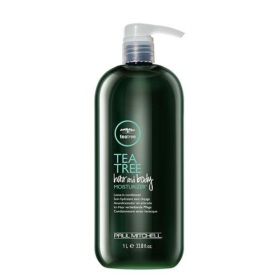 Tea Tree Hair and Body Moisturizer 33.8 oz.