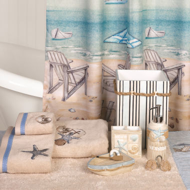 jcpenney.com | India Ink Seaside Serenity Bath Collection