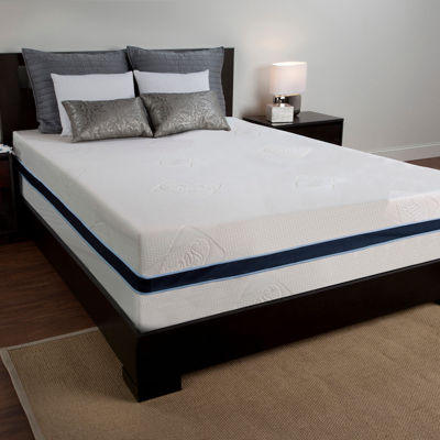 "Sealy® 12"" Memory Foam - Mattress Only"