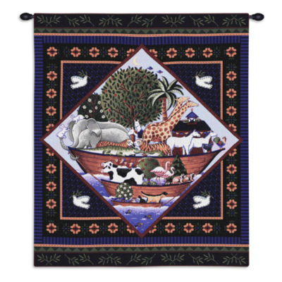 Noahs Ark Coco Wall Tapestry
