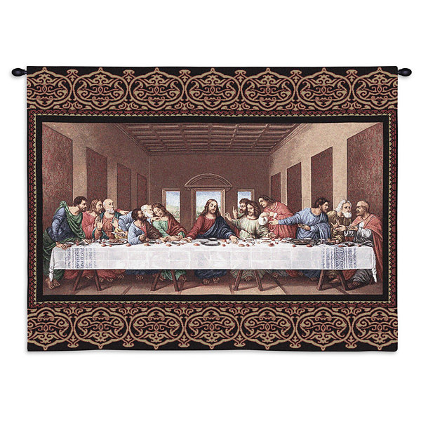 The Last Supper Wall Tapestry