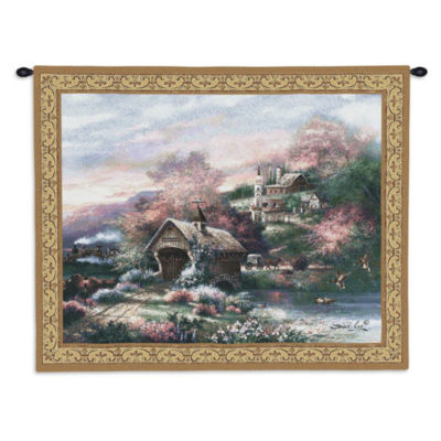 Old Mill Creek Wall Tapestry