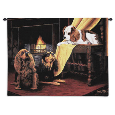 Cavalier King Charles Spaniel Wall Tapestry