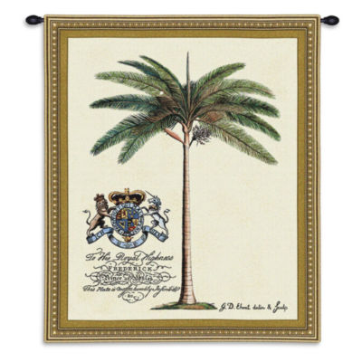 Prince Of Wales Wall Tapestry