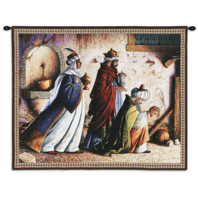 Three Kings Wall Tapestry