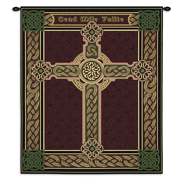 Celtic Words Wall Tapestry
